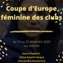 Coupe d'Europe : une belle 6ème place pour Clichy!