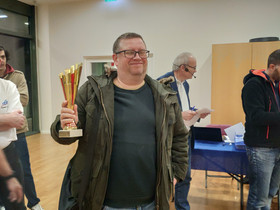 Hervé Daurelle champion des Hauts-de-Seine