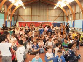 Plus de 500 enfants au Tournoi Scolaire des Ecoles de Clichy :