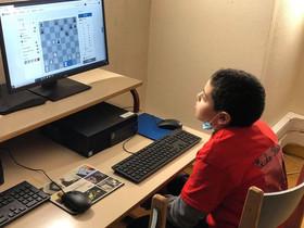 Les élèves de Clichy (Pasteur A) au Championnat du monde Online