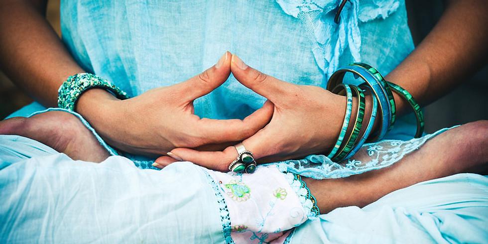 Mudra: Yoga In Your Hands