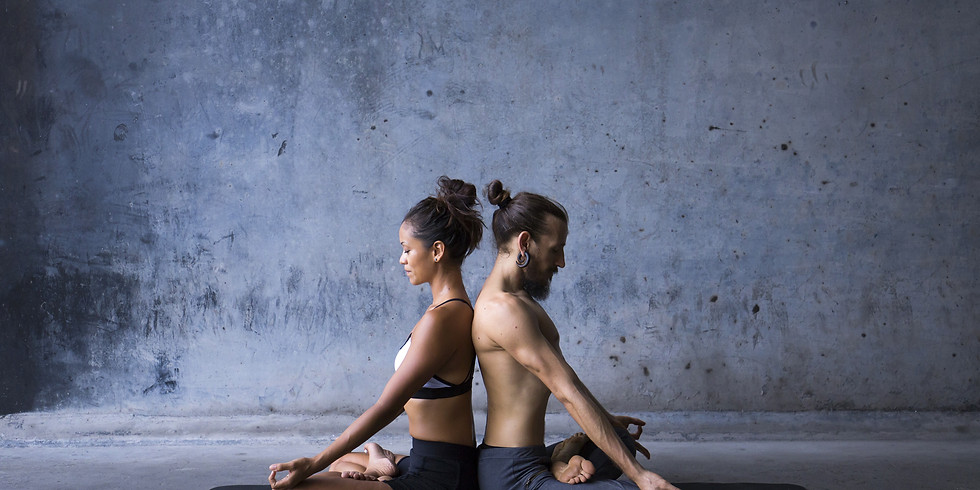 """""""Yoga With Me"""" (Partner Yoga with a Friend)"""