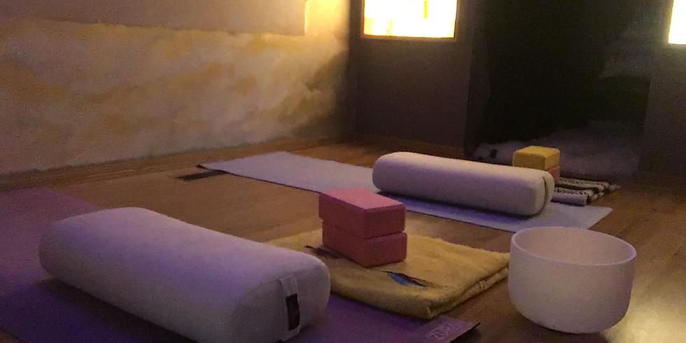 Salt Cave Meditation and Breathwork