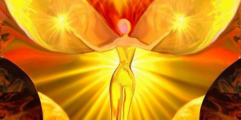 Embrace Your Warrior - The Third Chakra