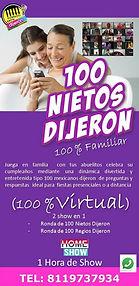Show 100 Nietos Dijeron.jpg