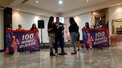 100 MAMIS DIJERON