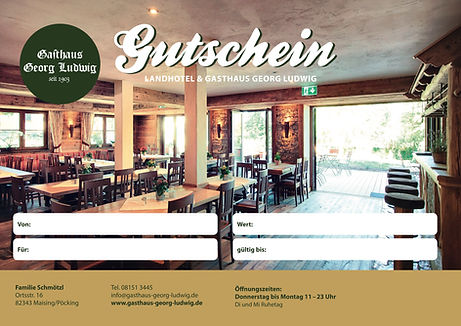 Gasthaus Georg Ludwig_Gutschein_Gasthaus