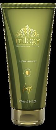 Шампунь с кремовой текстурой TRILOGY Cream Shampoo
