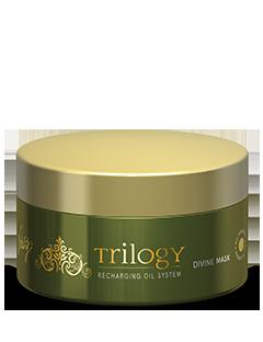Маска глубокое питание и плотность волос TRILOGY Divine Mask