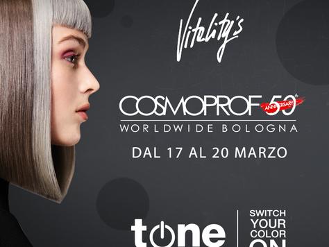 Vitality's Partecipa Al Cosmoprof Con Un Evento Esclusivo