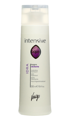 Шампунь увлажняющий INTENSIVE AQUA Hydrating shampoo