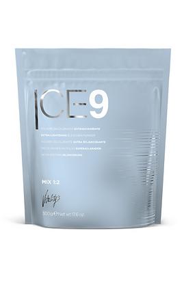 Обесцвечивающий порошок холодный блонд ICE 9