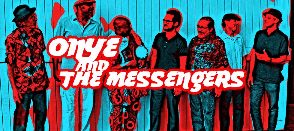 Onye & The Messengers: Afrobeat & Global Groove Band