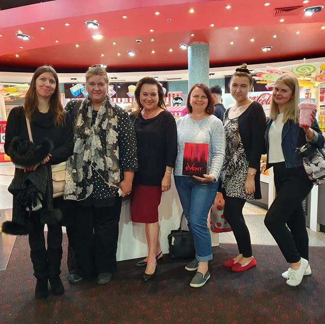 Экскурсия в кино в рамках Российского кинофестиваля