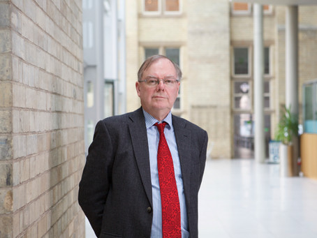 Professor Robert Dingwall: Using Sociology to Offer Strategic Advice and Qualitative Evaluations