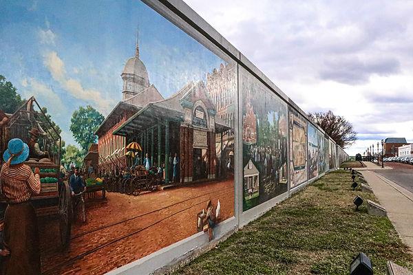 """""""Wall to Wall"""" Murals Paducah, KY"""