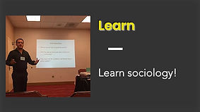 Learn Sociology at Applied Worldwide