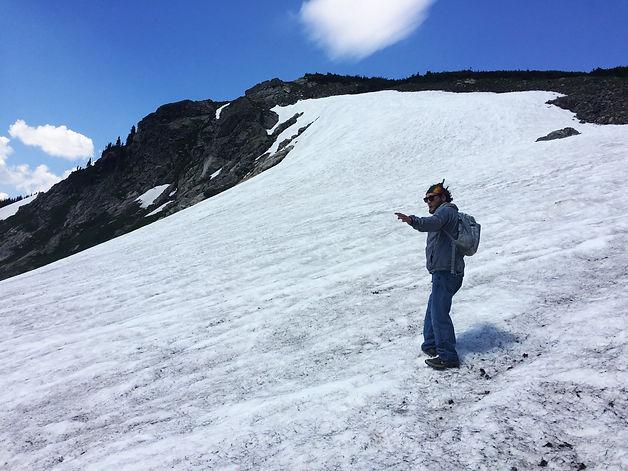 Luke Hanna St Mary's Glacier