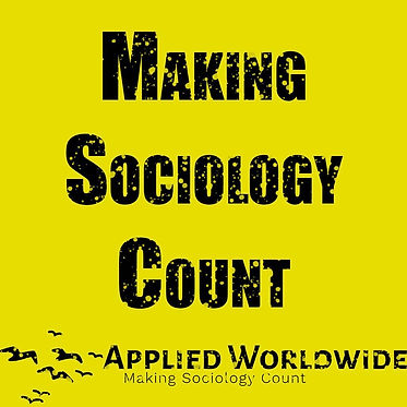 Making Sociology Count