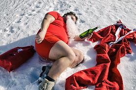 Is Santa Claus a Public Health Risk?