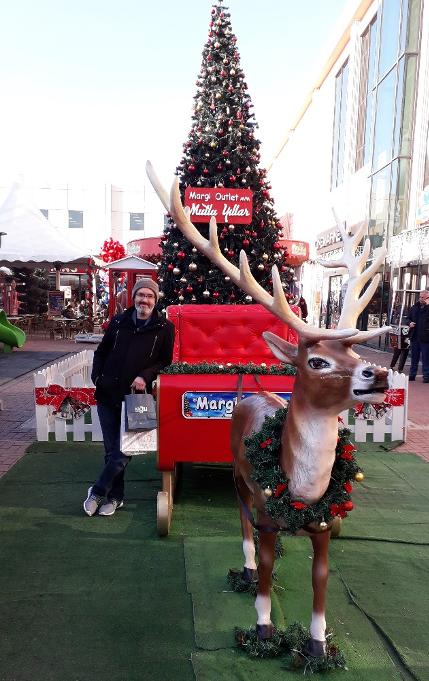 Winter Holidays Edirne, Turkey Jared M.