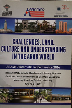 Challenges, Land, Culture and Understanding in the arab world