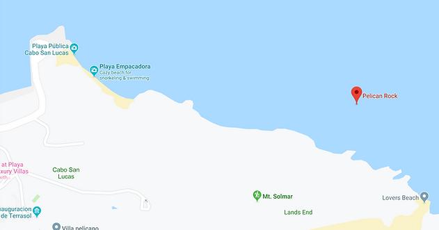 Google map data 2019 pelican rock