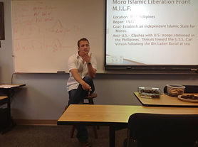 Interview the Instructor: Using your Experiences to Teach Sociological Research Methods