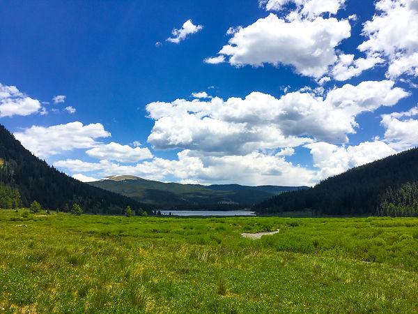 spring creek reservoir arapaho national forest colorado