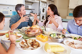 Why do Families have Political Arguments on Thanksgiving?