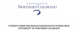 University of Northern Colorado IRB
