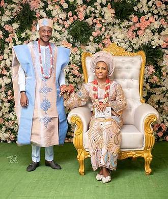 The Yoruba Traditional Wedding Experience