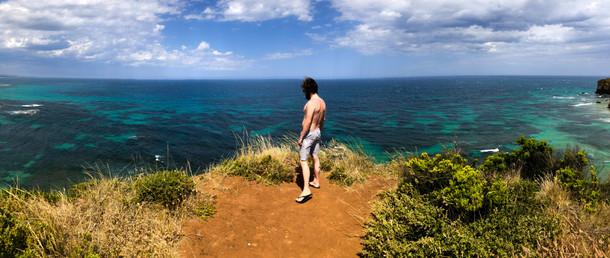 Luke Hanna Great Ocean Road