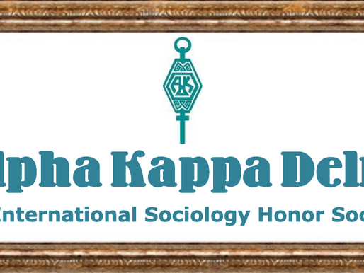 Teaching Students about Alpha Kappa Delta - Sociology Honors Society