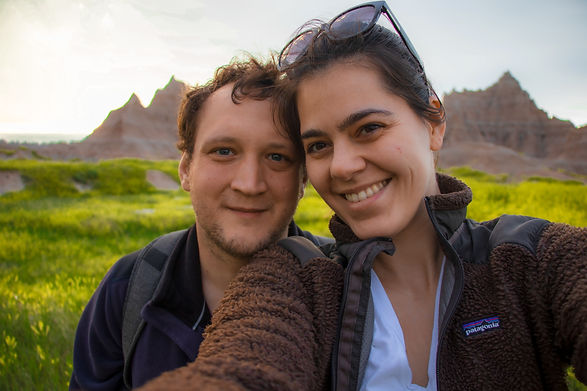Adventures at Badlands National Park