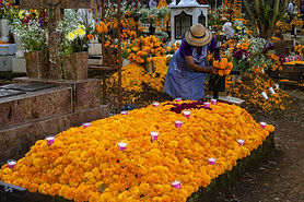 The Joy of Death in Mexico: A reflection on the sacred objects that generate social cohesion on the Día de Muertos