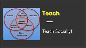 teach socially with applied worldwide