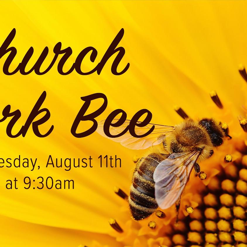 Church Work Bee