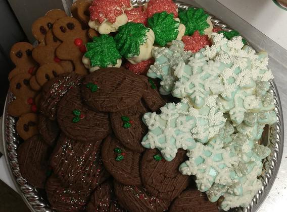 Medium Cookie Platter