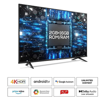 TCL Certified Android Smart LED TV