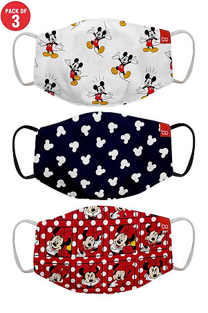 Printed Cotton Cloth Face Mask