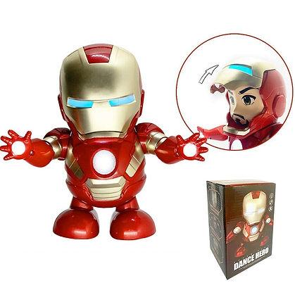 Dancing Superhero Iron Man