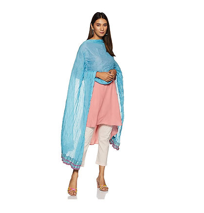 Women's cotton Dupatta