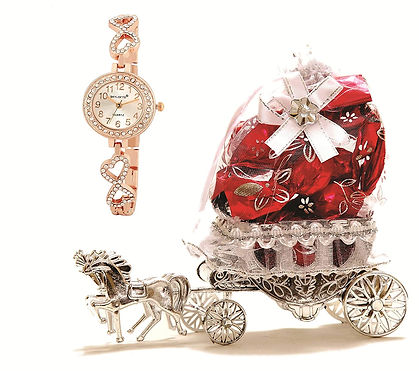 Chocolate Horse Decoration Piece