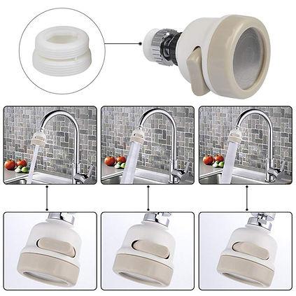 Rotating Water-Saving Sprinkler