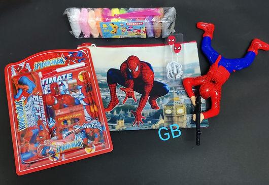 Spider-Man Fun Combo