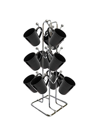 Stainless steel V shape Cup Stand