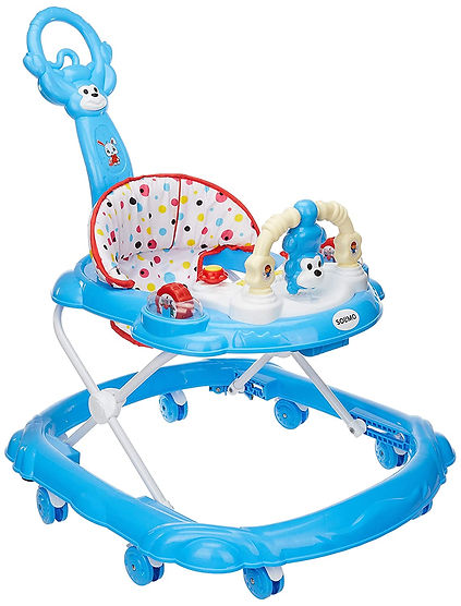 Solimo Baby Walker