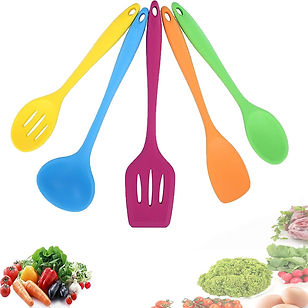 Cooking Spoon - Silicone