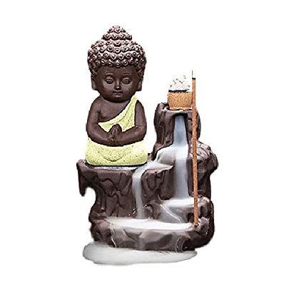 Buddha Incense Smoke Burner